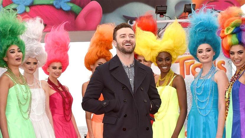 Timberlake Trolls