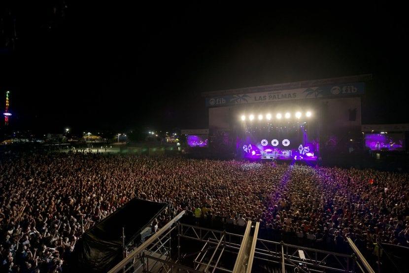 La recuperación del Festival Internacional de Benicássim