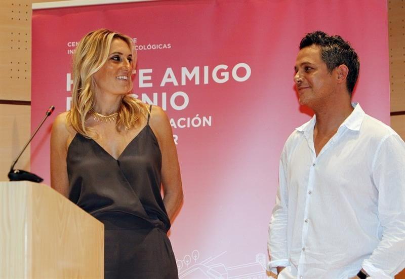 Alejandro Sanz, embajador contra el cáncer