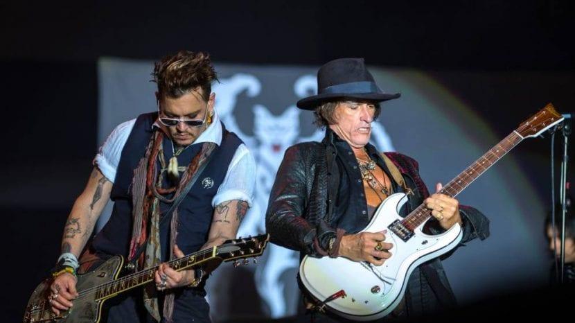 guitarrista de Aerosmith se desmaya