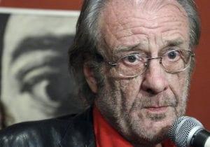 """Luis Eduardo Aute anuncia la cancelación de sus conciertos por """"prudencia"""""""
