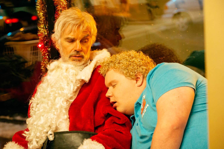 """Primera imagen oficial de """"Bad Santa 2"""""""