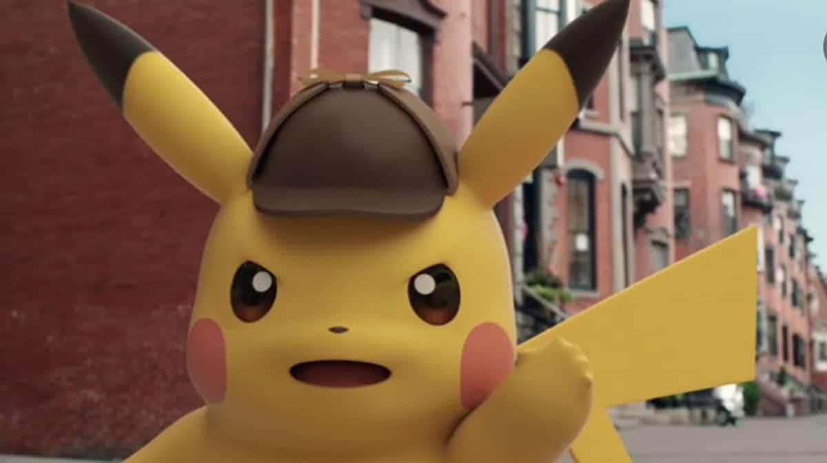 pokemon, la película
