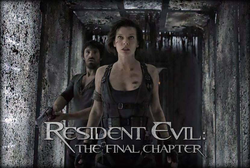 """Llegan los primeros tráilers de """"Resident Evil: El capítulo final"""""""