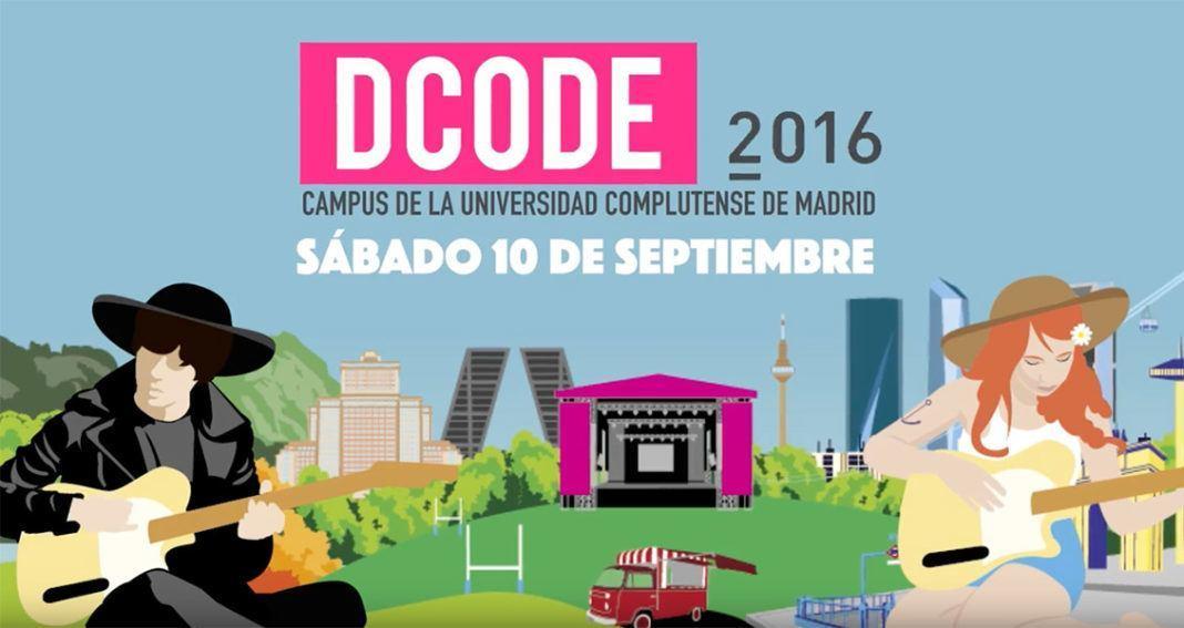Mucha variedad en la edición 2016 del Dcode