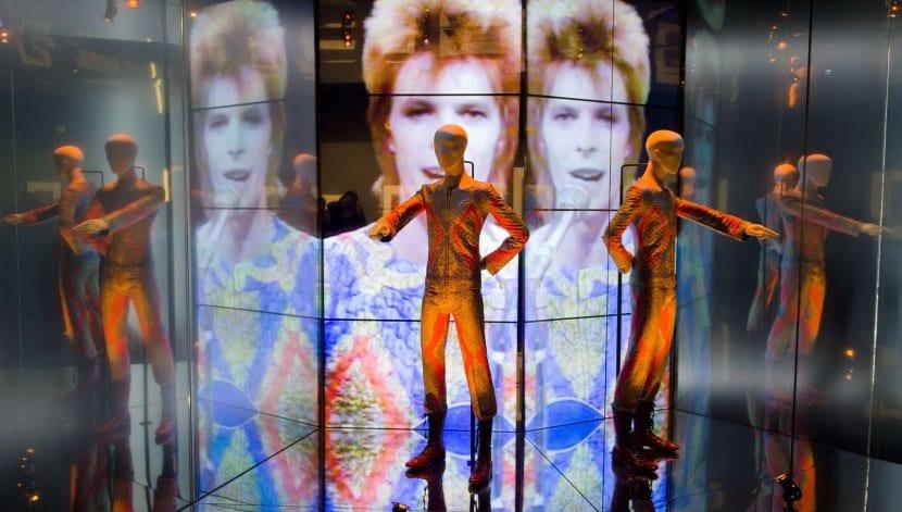 Exposición David Bowie 1
