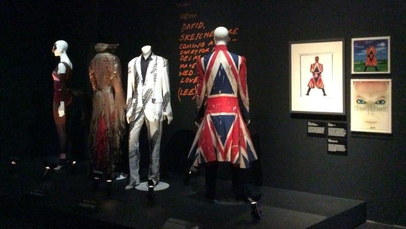 Exposición David Bowie 2