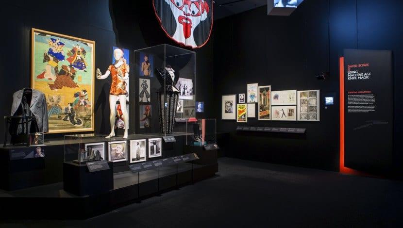 Exposición David Bowie 3