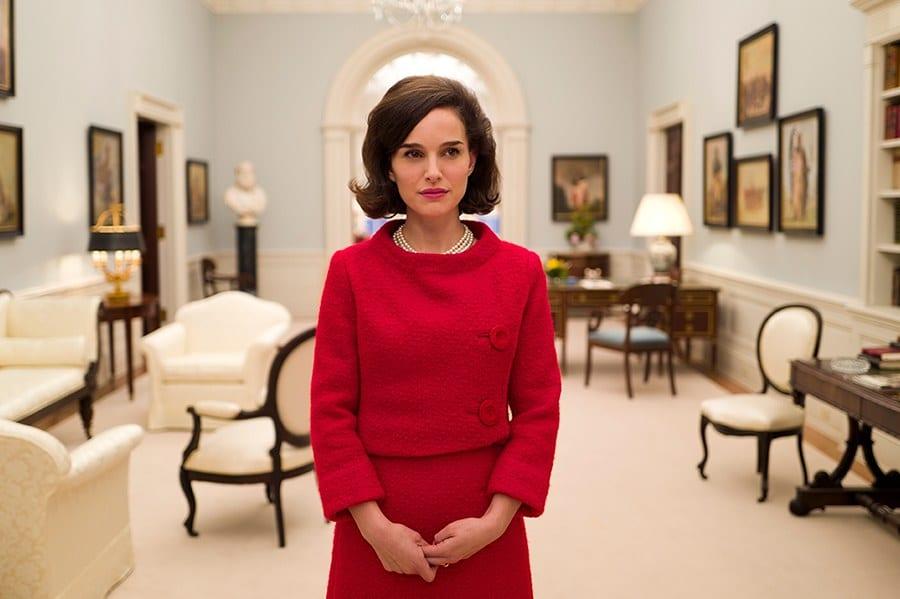 """""""Jackie"""", con Natalie Portman, comienza la carrera por los Oscar"""