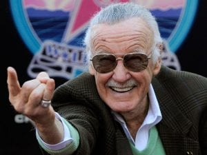 Stan Lee y sus cameos: de la Marvel a Dc Comics