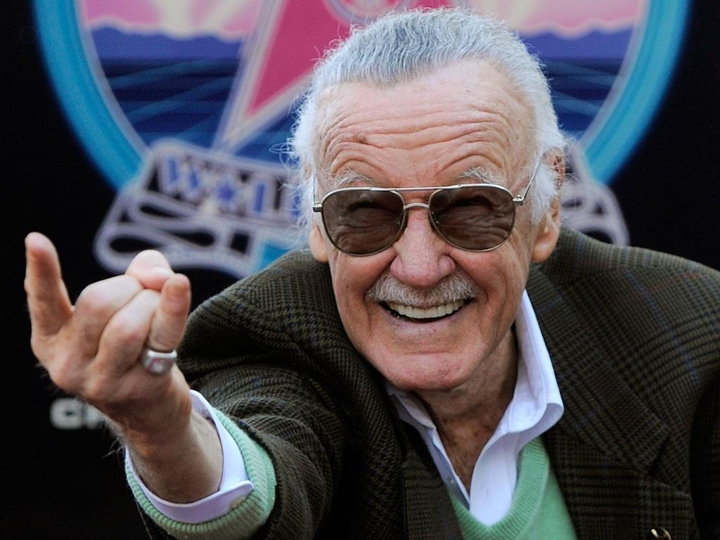 Stan Lee y sus cameos: de la Marvel a Dc Comics
