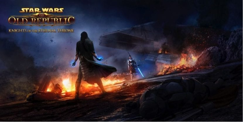 Knights of the Eternal Throne, ¿un trailer de Star Wars?