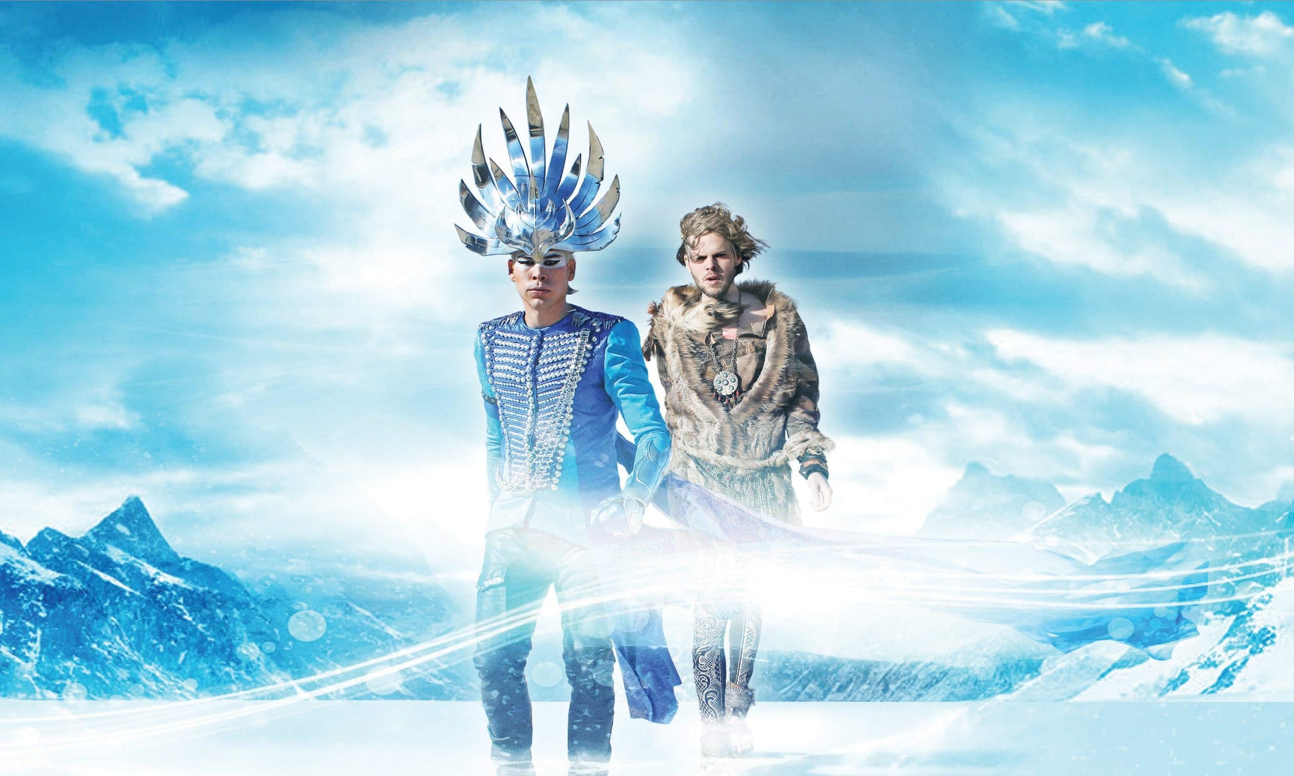 A punto el Nuevo disco de Empire of the sun