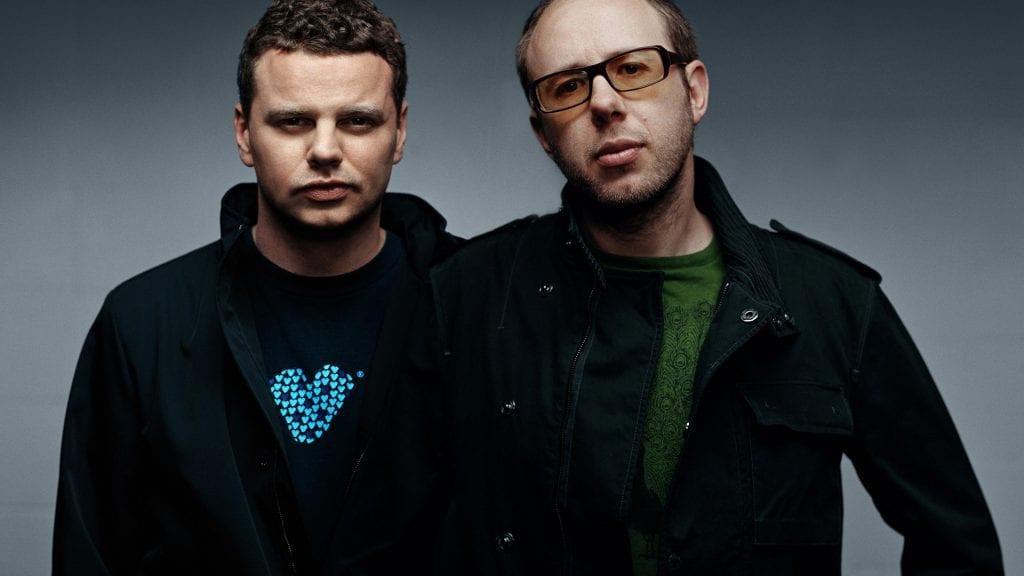 Chemical Brothers anuncian la reedición en vinilo de su discografía