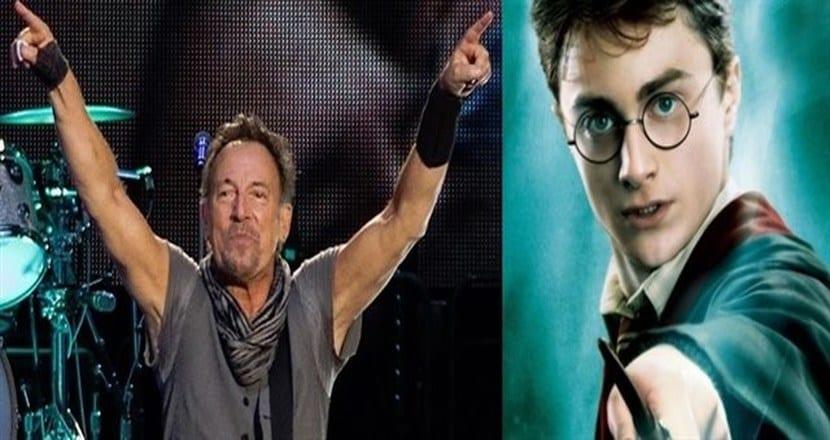 "La canción de Springsteen para ""Harry Potter"" que nunca escuchamos"