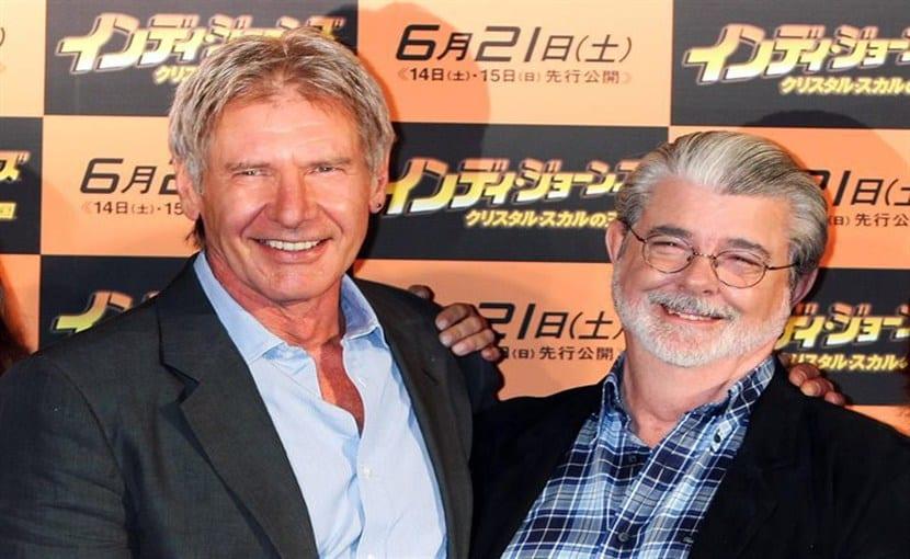 Finalmente George Lucas se separa de Indiana Jones 5