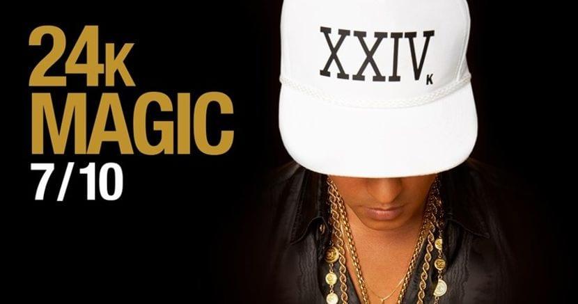 24K MAGIC Bruno Mars