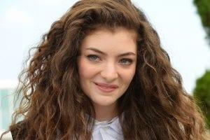 A punto el segundo disco de Lorde
