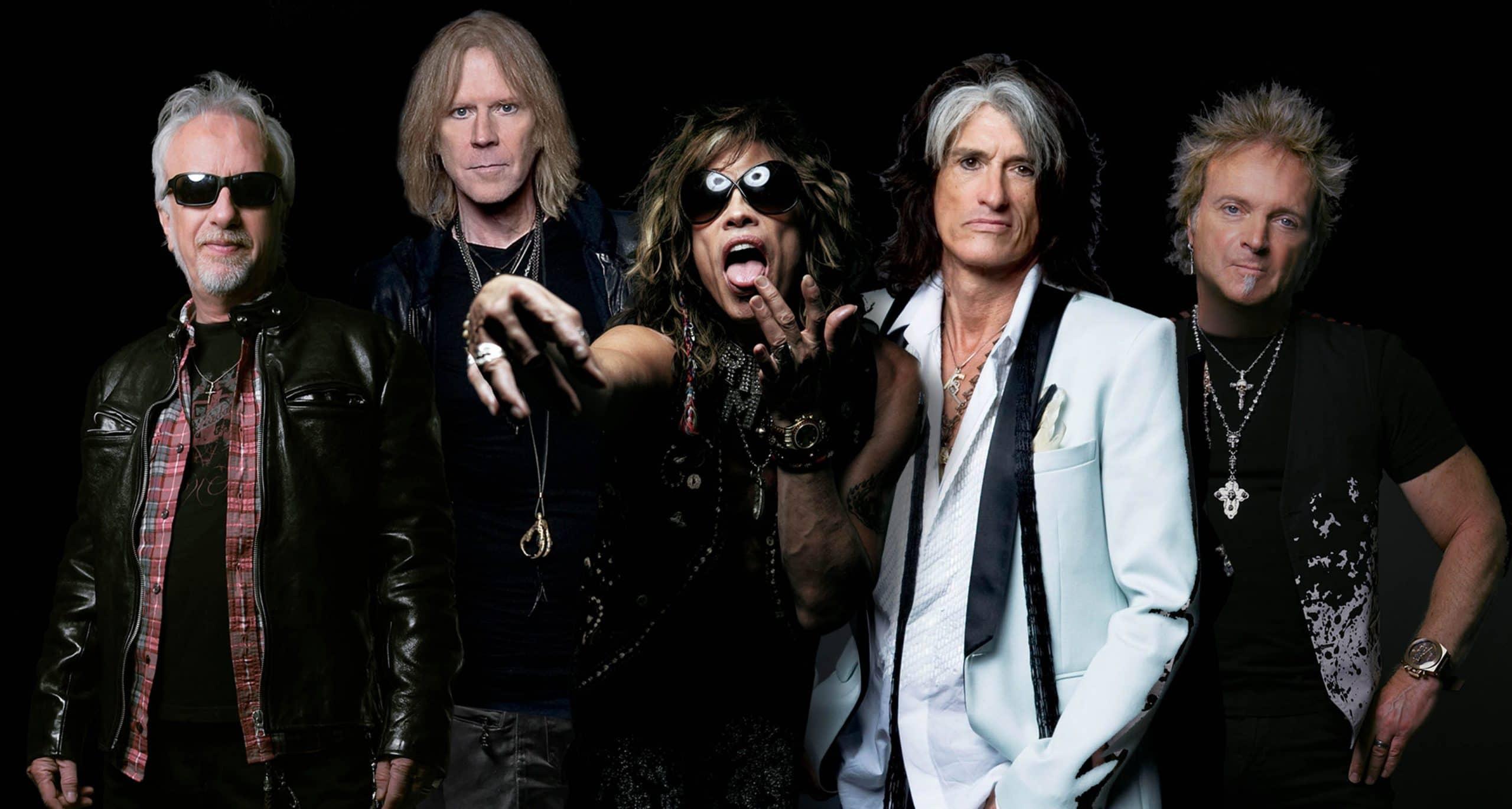 Aerosmith se despiden pasando por Madrid y Barcelona