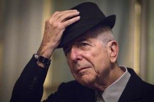 Leonard Cohen nos abandona a los 82 años