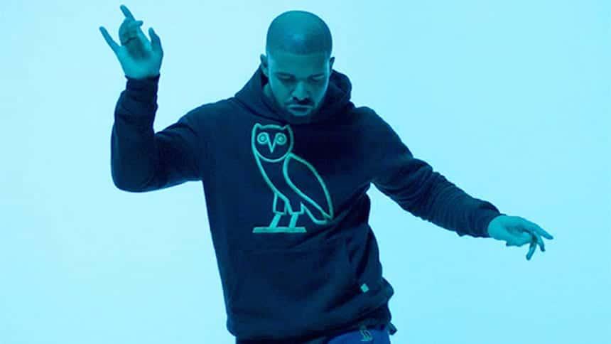 Lo nuevo de Drake, rompiendo Internet