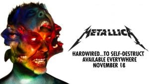 Hardwired... Metallica