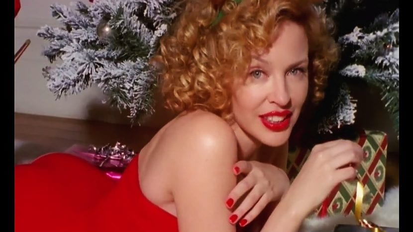 minogue Navidad