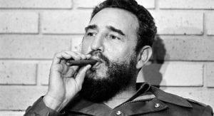 el cine con Castro
