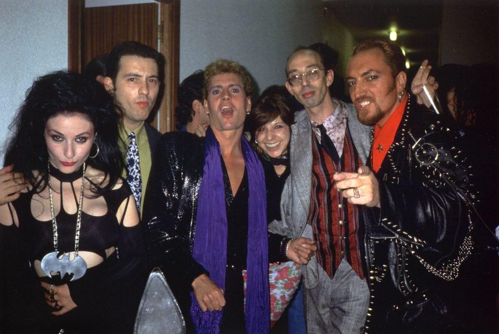 música de los 80
