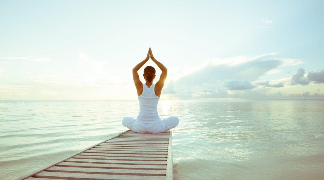 hacer meditación