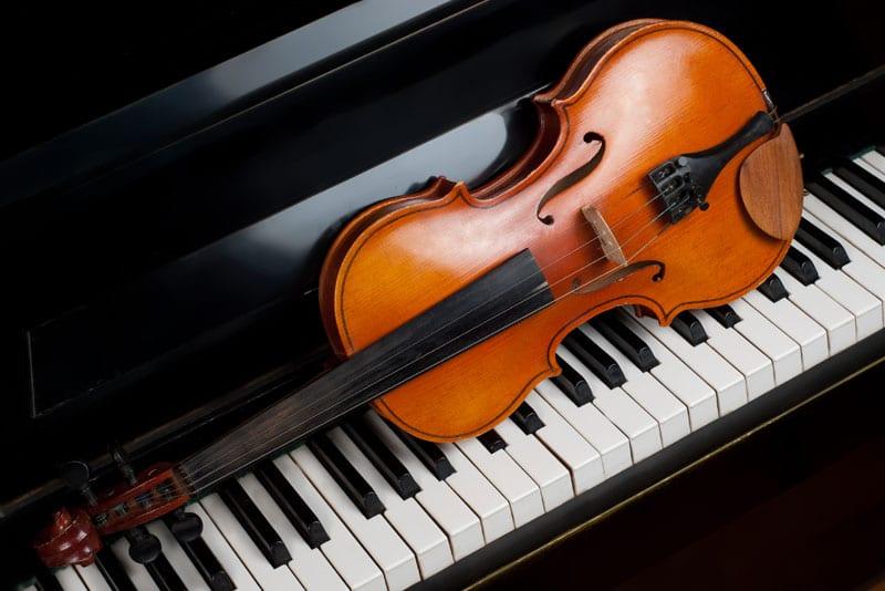 música clásica de piano