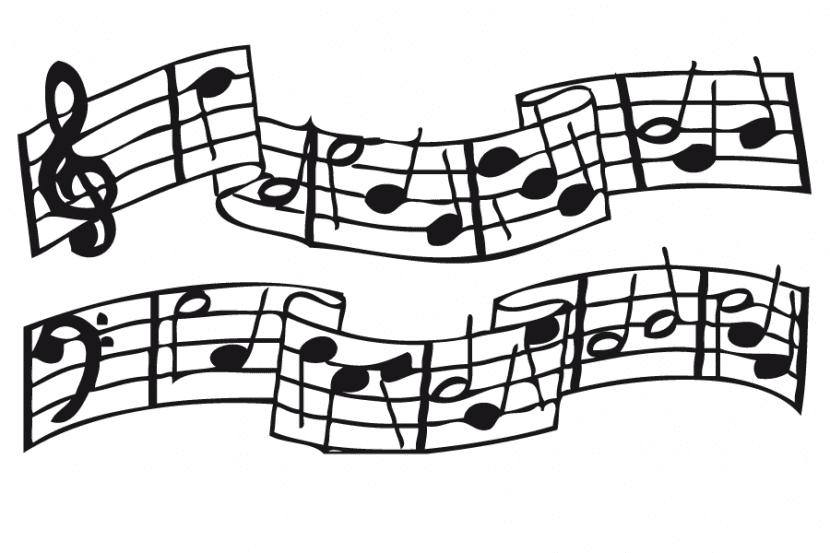 Origen Y Evolución Del Pentagrama Musical Desde La Antigüedad