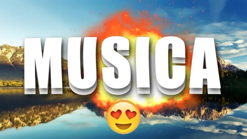 música vídeos