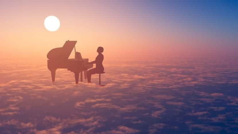 música concentrarse
