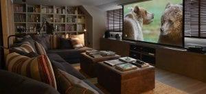 películas en casa