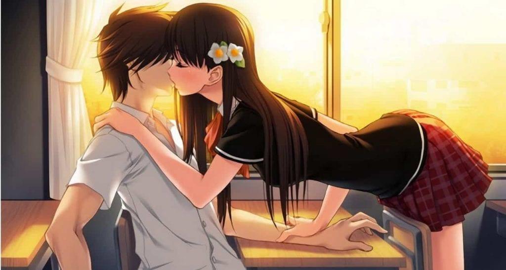 anime romántico