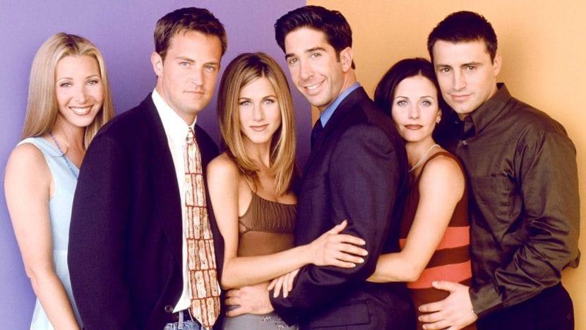 Mejores series de los 90s